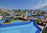 Villages vacances Solidaridad - Two-Story Penthouse, Beach Club & Yoga Setting-3