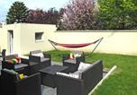 Location vacances Equeurdreville-Hainneville - Ferienhaus Tourlaville 400s-3