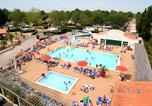Camping avec Ambiance club L'Aiguillon-sur-Mer - Camping Jard-1