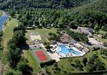 Camping avec Site nature Gard - Camping Mas de la Cam-2