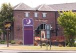 Hôtel Grangemouth - Premier Inn Falkirk Central-3