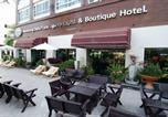 Hôtel Mae Sai - Maekhong Delta Boutique Hotel