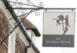 Hôtel Hawkhurst - The George Hotel & Brasserie, Cranbrook-4