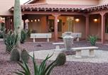 Hôtel Tubac - Residence Inn Tucson Airport-4