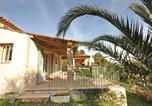 Location vacances Tanneron - Holiday Home Les Adrets d l'Esterel with Fireplace I-2