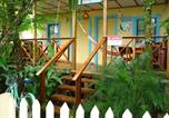 Location vacances Bocas del Toro - Saigoncito Double Room with Kitchen and Bikes-1