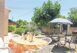 Location vacances Roquebrun - Three-Bedroom Holiday Home in Causses et Veyran-3