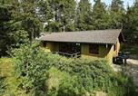 Location vacances Tranum - Three-Bedroom Holiday home in Brovst 1-1