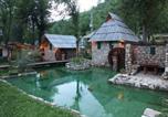 Villages vacances Sarajevo - Rafting Camp Tara Center Tri Vodenice-3
