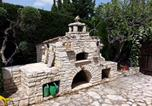 Location vacances Canosa di Puglia - Villa Ginevra-1