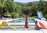 Camping avec Site nature Saint-Girons - Camping Sites & Paysages Le Moulin-1