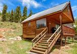Location vacances Orderville - Little Moose Cabin-3
