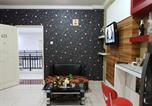 Location vacances Manado - Apartemen Mtc 623-2