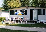 Camping avec Accès direct plage Croatie - Aqua Camp Mobile Homes in Camping Miran-1