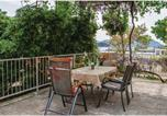 Location vacances Janjina - Two-Bedroom Holiday home Trstenik with Sea View 09-2