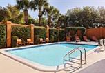 Hôtel Zephyrhills - Courtyard Tampa North / I-75 Fletcher-1