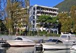 Hôtel Minusio - Aparthotel Al Lago.80-1