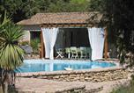 Location vacances Saumane-de-Vaucluse - Holiday Home Jonquier-2