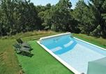 Location vacances Peyrignac - Holiday home Peyrignac 86 with Outdoor Swimmingpool-3