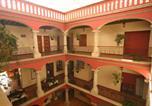 Hôtel Mitla - Hotel Cantera Real-4