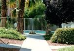 Hôtel Green Valley - Flamingo Suites Tucson-4