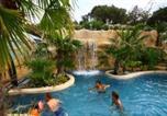 Camping avec Parc aquatique / toboggans Les Mathes - Yelloh! Village - Parc De La Côte Sauvage-2