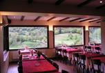 Hôtel Saint-Cirgues-de-Jordanne - Hotel restaurant des voyageurs-2