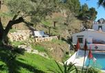 Location vacances Cómpeta - Casa Rural Montepino-4