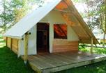 Camping avec Quartiers VIP / Premium Leucate - Flower Domaine De La Palme-4