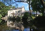 Hôtel Redon - Le Moulin De L'arz-3