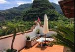 Hôtel Ixtapan de la Sal - La Casona Azul Boutique Hotel-4
