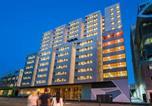 Hôtel Parkville - Student Village Melbourne-1