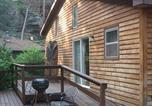Hôtel Hill City - Harney Camp Cabins-4