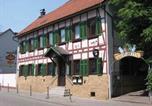 Location vacances Kelsterbach - Gasthaus zum Löwen-1