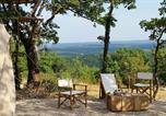 Camping avec Piscine Lugagnac - Camping La Truffiere à Saint Cirq Lapopie-2