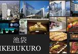 Location vacances Minato-ku - Tokyo Petty Bourgeois Taste Ff18-4