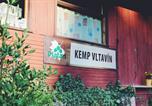 Location vacances Týn nad Vltavou - Chatový kemp Vltavín-1