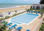 Location vacances Saint-Cyr-en-Talmondais - Apartment La Tranche Sur Mer Ya-869-2
