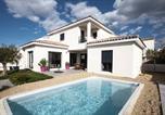Location vacances Saint-Gély-du-Fesc - Colombet Stay's - Villa avec piscine La Roussanne - St Gely-1