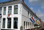 Hôtel Tholen - Hotel Zierikzee-1
