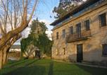Hôtel Valdoviño - Pazo da Merced-1