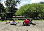 Camping  Acceptant les animaux Costa Rica - Tamarindo Surf Camp Percy-1