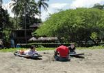 Camping avec Piscine Costa Rica - Tamarindo Surf Camp Percy-1