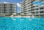 Location vacances Sam Roi Yot - The Sea Condominium at Sam Roi Yod-4