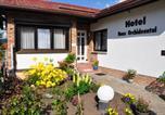 Hôtel Trockenborn-Wolfersdorf - Hotel Haus Orchideental Jena-4