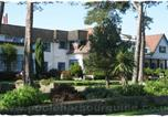 Hôtel Swanage - Knoll House-1