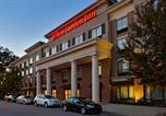 Hôtel Beaufort - Hilton Garden Inn Beaufort-3
