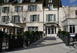 Hôtel 4 étoiles Villiers-le-Mahieu - Hôtel Mercure Rambouillet Relays du Château-1
