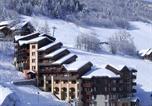 Location vacances Les Avanchers-Valmorel - Appartement Camarine G VM CAM 014T-1