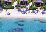 Location vacances Muri - Rarotonga Beach Bungalows-1